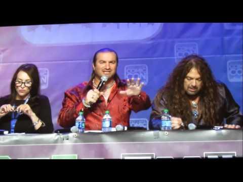 Salt Lake Comic Con 2015 Twisted Toonz: Voice Actor Script Read Panel