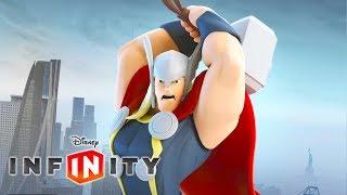 Çocuklar için Çocuklar için THOR Çizgi film Oyun Videoları - Süper Video Oyunlar Disney Infinity