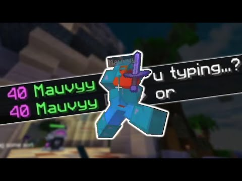 DESTROYING a Skywars Cheater by wasting 10 minutes of their time |