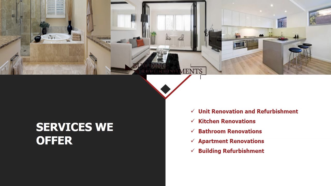 Sydney Renovation Builders Building Refurbishments