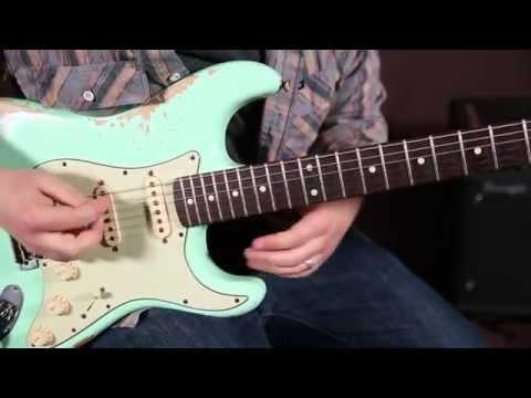 Jimi Hendrix - Wait Until Tomorrow - Guitar Lesson - Chords, Rhythm, John Mayer, Strat