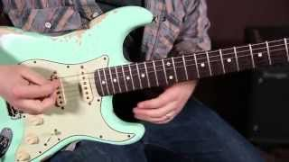 Jimi Hendrix - Wait Until Tomorrow - Guitar Lesson - Chords, rhythm, John Mayer, Strat