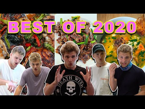 The College Cook: Best of 2020