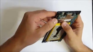 How to replace ZTE Zmax Z970 LCD Glass Screen | Screen Replacement