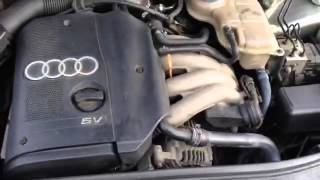 Работа двигателя на AUDI AG(, 2016-02-04T07:58:53.000Z)