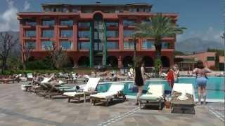 Türkei 2012 Camyuva Hotel Fantasia de Luxe