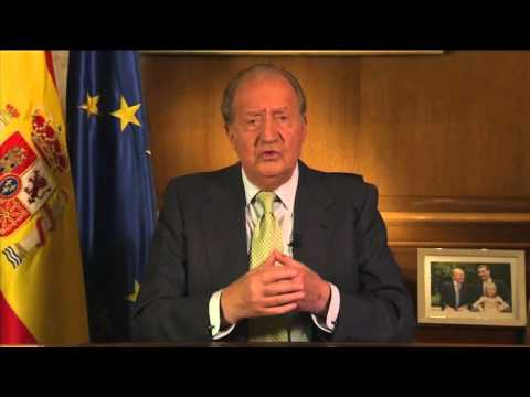 Abdication Of HM King Juan Carlos Of Spain