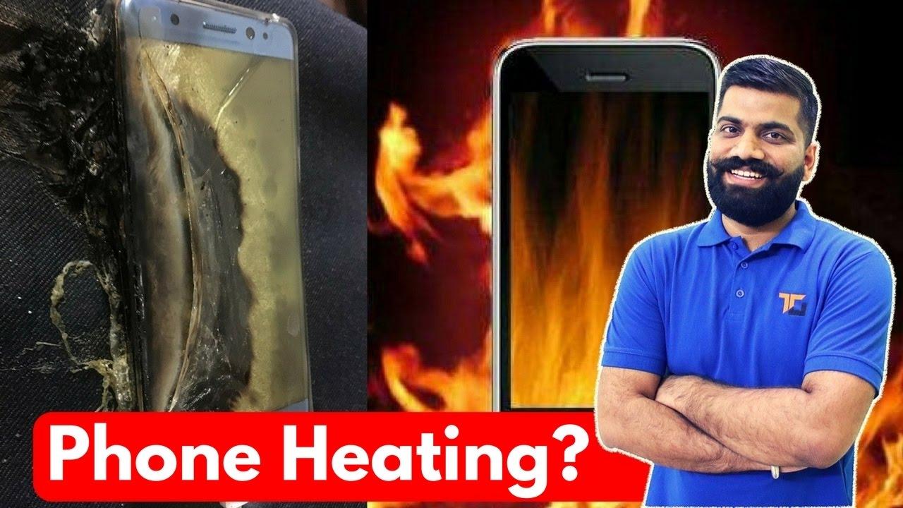 Why Smartphones Heat? Is Overheating normal? Mobile Blasting?