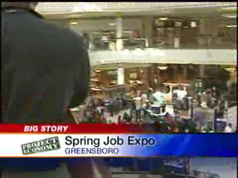 job fair in greensboro
