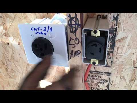 Cryptocurrency Or  Bitcoin Mining Electrical Wiring & Amps & E-Volt Car