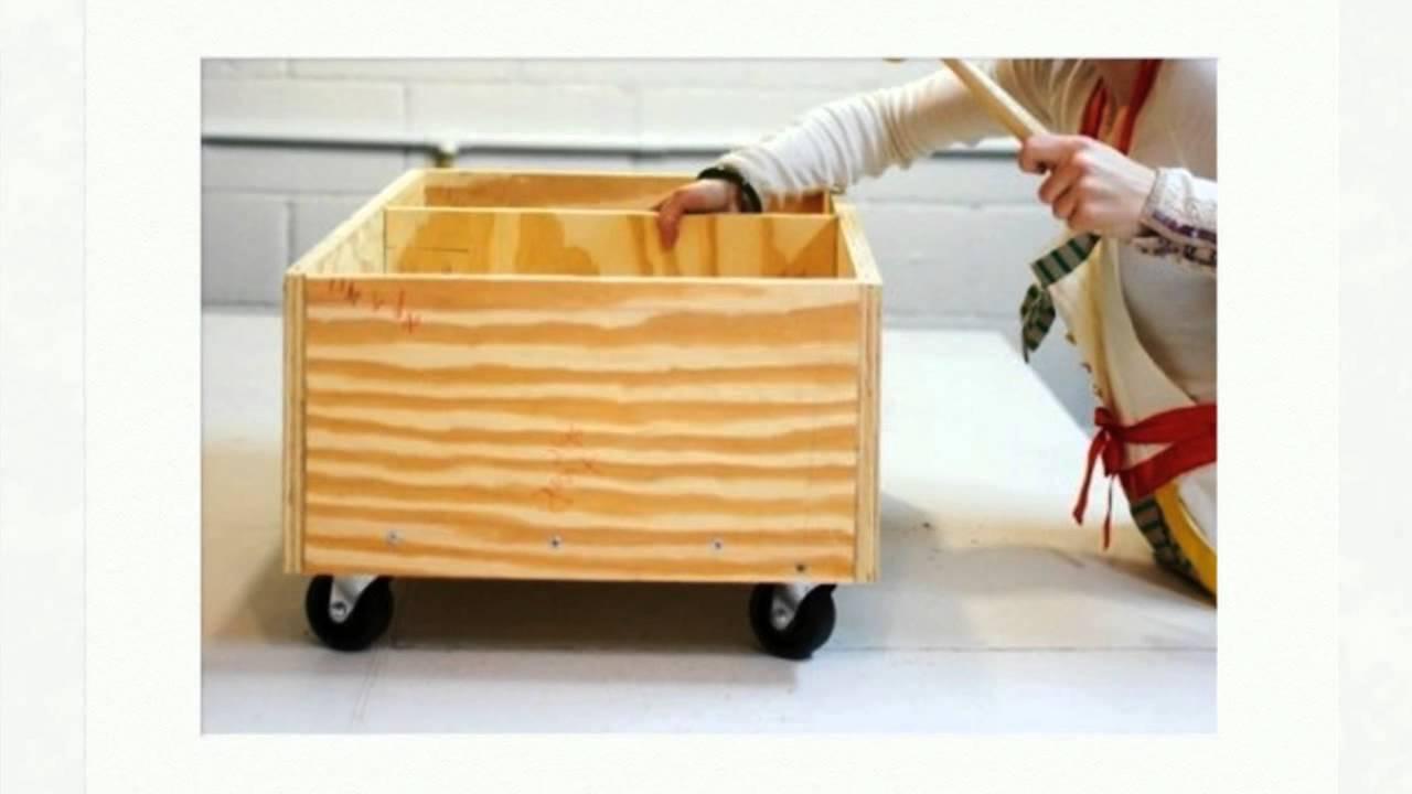 Как сделать ящик из дерева фото 65