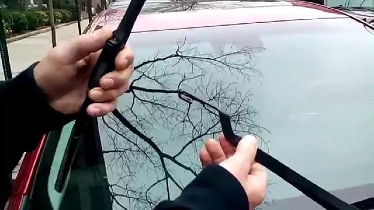 How To Replace Cadillac Xts  Cts  Ats  Windshield Wiper Blades
