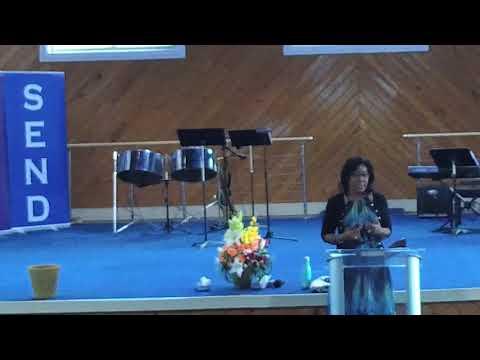 Our Everlasting God 11/2/2018  Atty. Elaine Griffith
