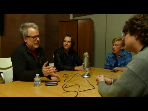 Interview with Rich Moore and Byron Howard, Directors of Zootopia Mp3
