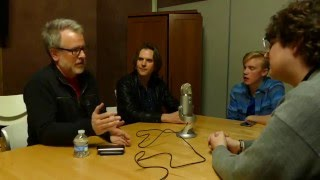Interview With Rich Moore And Byron Howard, Directors Of Zootopia