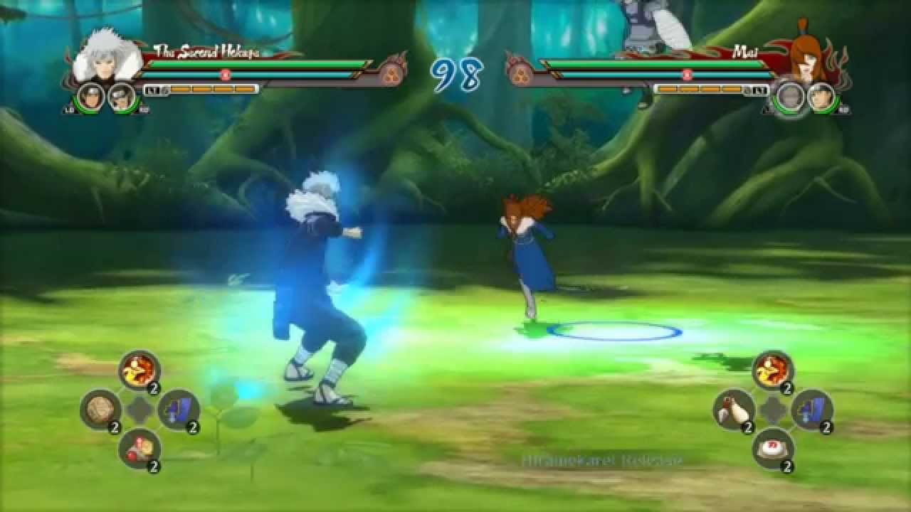 naruto shippuden ultimate ninja storm revolution pc tobimaru vs mei