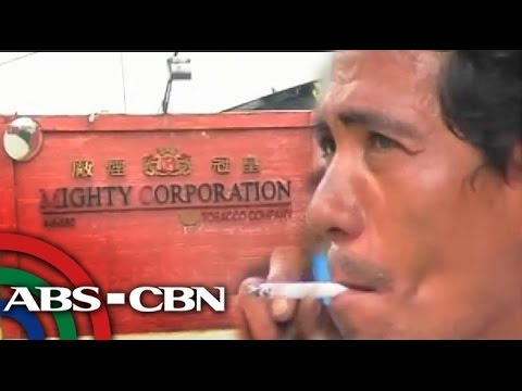 Mighty Corp accused of smuggling cigarettes