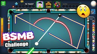 The QUADRUPLET RING CHALLENGE In 8 Ball Pool (BSMB)
