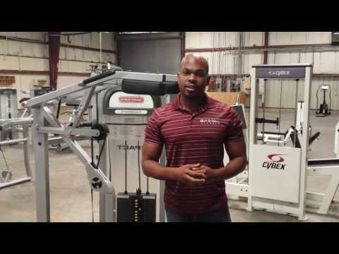 Star Trac Strength Package CIRCUIT