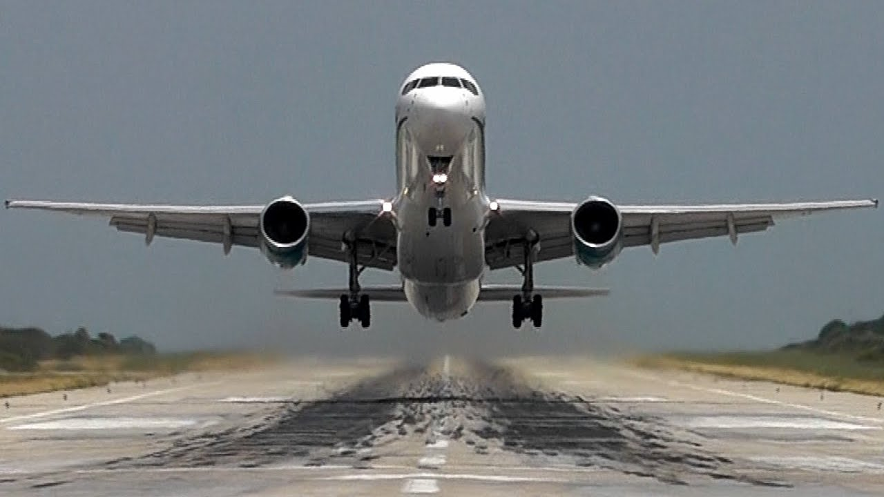Image result for airplanes taking off and landing