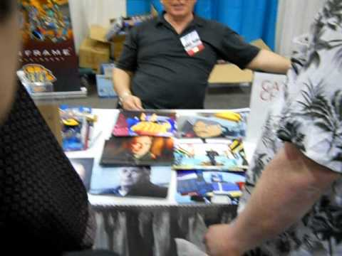 Garry Chalk at Fan Expo Vancouver 2012