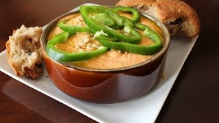 Spicy Feta Cheese Dip: Tyrokafteri