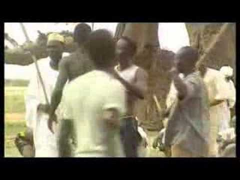 Sudan tribes wrestle in greeting - 26 Aug 07