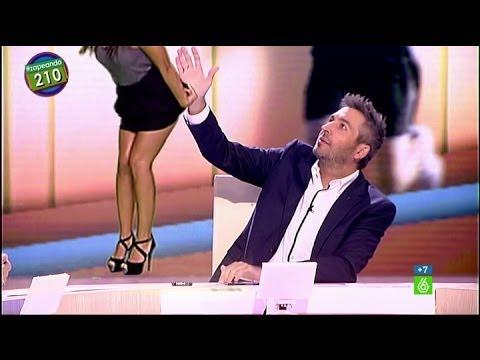 "Cristina Pedroche: ""Mira, Frank Blanco, te enseño el culo"" thumbnail"