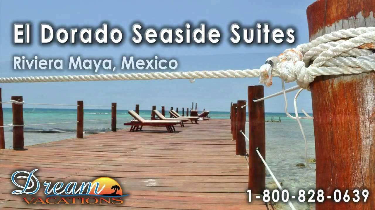 El Dorado Seaside Suites - Riviera Maya, Mexico - YouTube