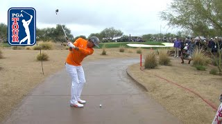 PGA TOUR's best all-time shots off the cart path