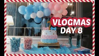 Baixar VLOGMAS DAY 8 | Gender Reveal Party (Dominican Style)