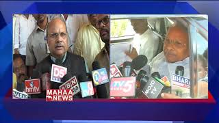 Yanamala Speaks To Media Over CRDA Notices To Chandrababu Hous…