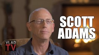 "Scott Adams Defines ""F*** You Money,"" Shows Off Indoor Tennis Court thumbnail"