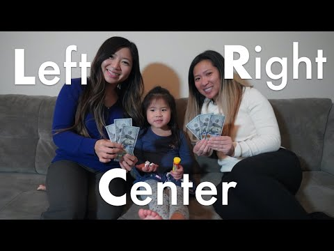 Left Center Right (party Dice Game)