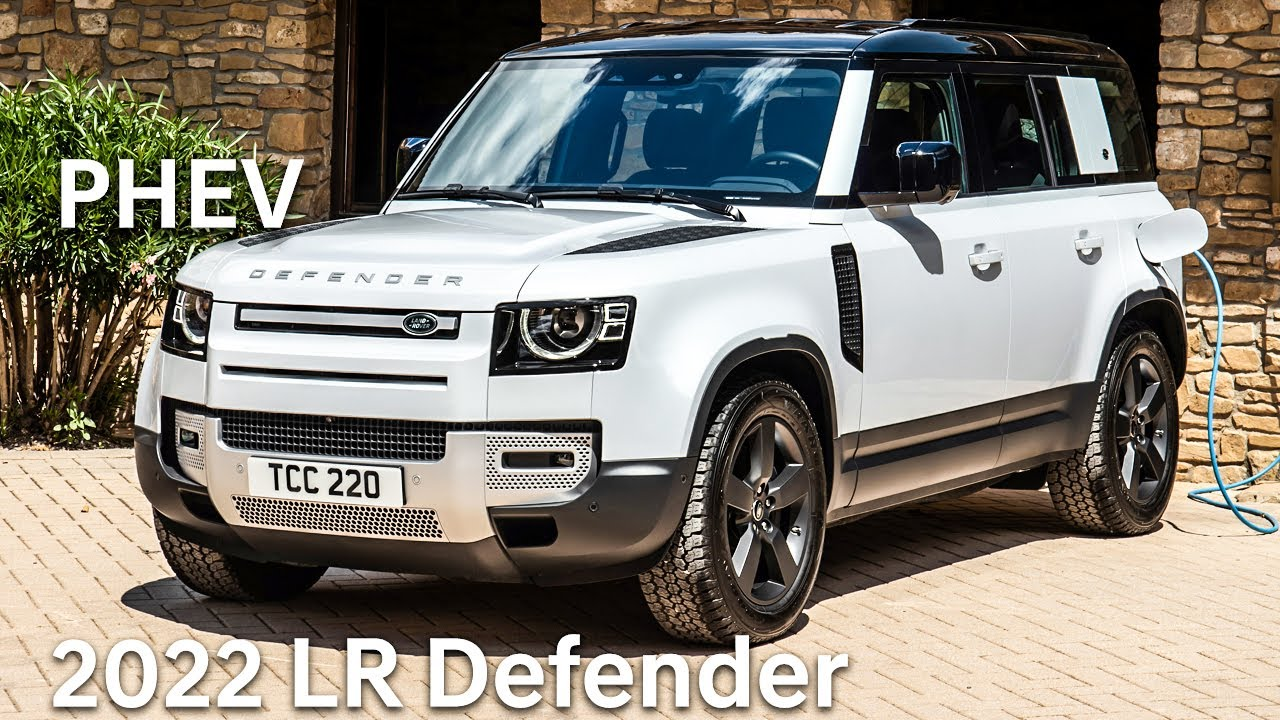 2022 Land Rover Defender 110 S Plug in Hybrid P400e - OFFRoad Test Drive, EXTERIOR & INTERIOR
