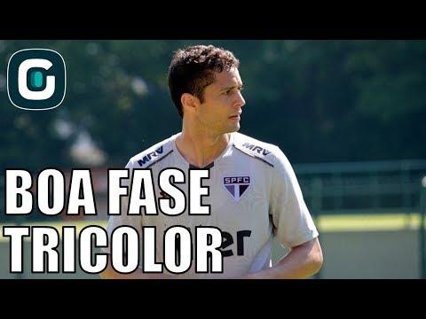 Anderson Martins Fala Do Revezamento De Titulares No São Paulo- Gazeta Esportiva (29/05/18)