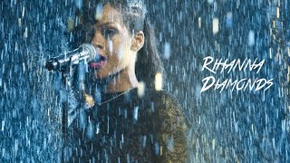 Download Mp3 Rihanna - Diamonds  Acoustic Live