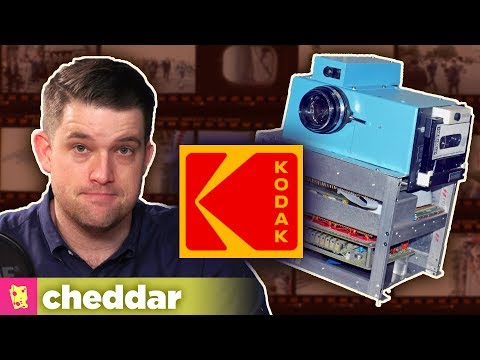 Why Kodak Willingly Ignored the Future of Photography - Cheddar Examines