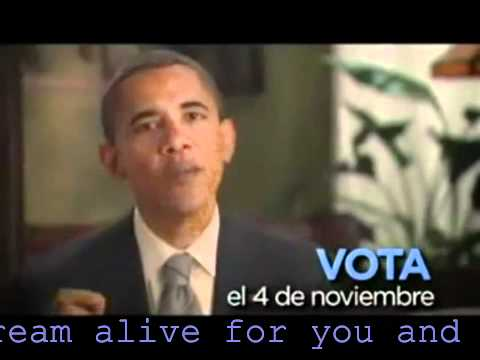 Obama Speaks Spanish in this TV Campaign Commercial