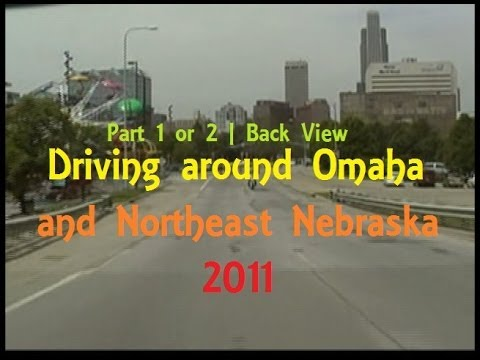 Driving around Omaha and Northeastern Nebraska 2011 | 1 of 2 | Back View (Front view lost)