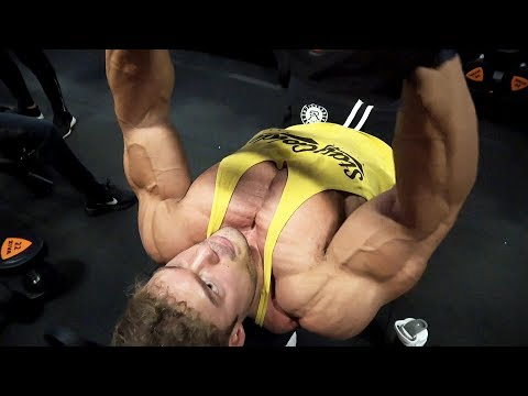 Rebound Chest Workout - Time to GROW