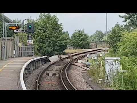 Swale - The Least used Railway Station in Kent (Isle of Sheppey) (28/06/2017)