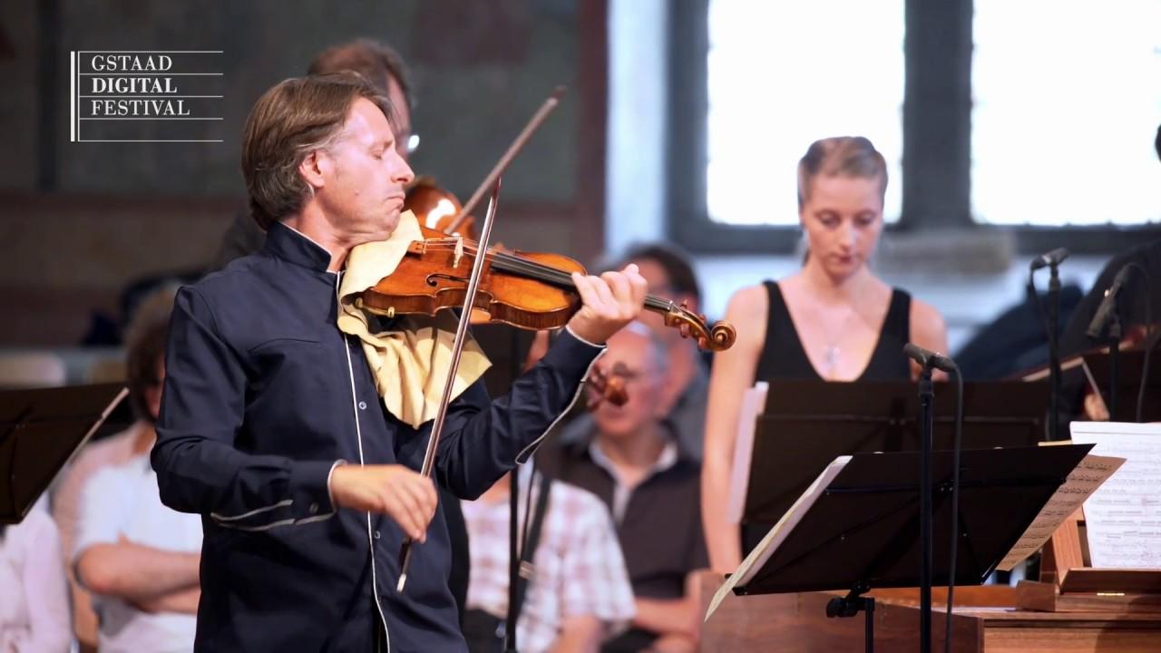 Tango Seasons: Vivaldi & Piazzolla by Cappella Gabetta at the 2018 Gstaad Menuhin Festival