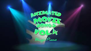 """13 - True to Your Heart (Piano Version) [From """"Mulan 1998""""]"""