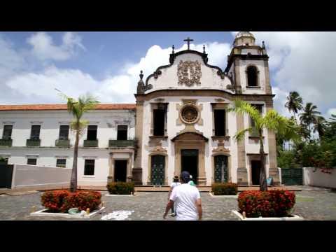 City Tour : Recife e Olinda Parte 8