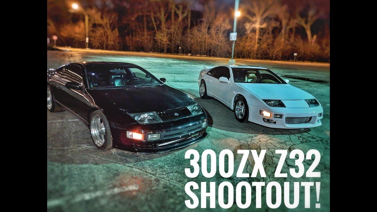 300zx Z32 Battle Vg Vs Ls Bmw 335 Action Youtube