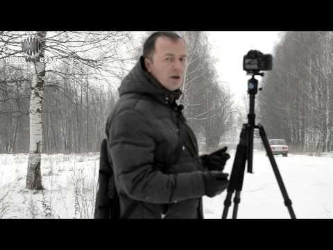 видео: Штатив sirui n-2204x с головкой k20x. Видео тест обзор