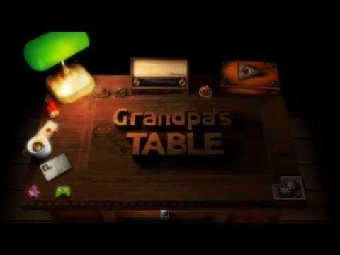 Grandpa's Table - Gameplay Trailer