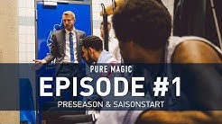 PURE MAGIC #1 | HAKRO Merlins Basketball Dokumentation