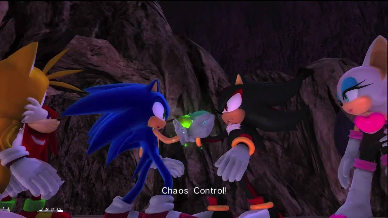 sonic the hedgehog 2006 ending relationship